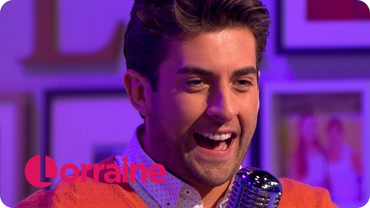 TOWIE's James Argent Sings 'Can't Take My Eyes Off You' by ...