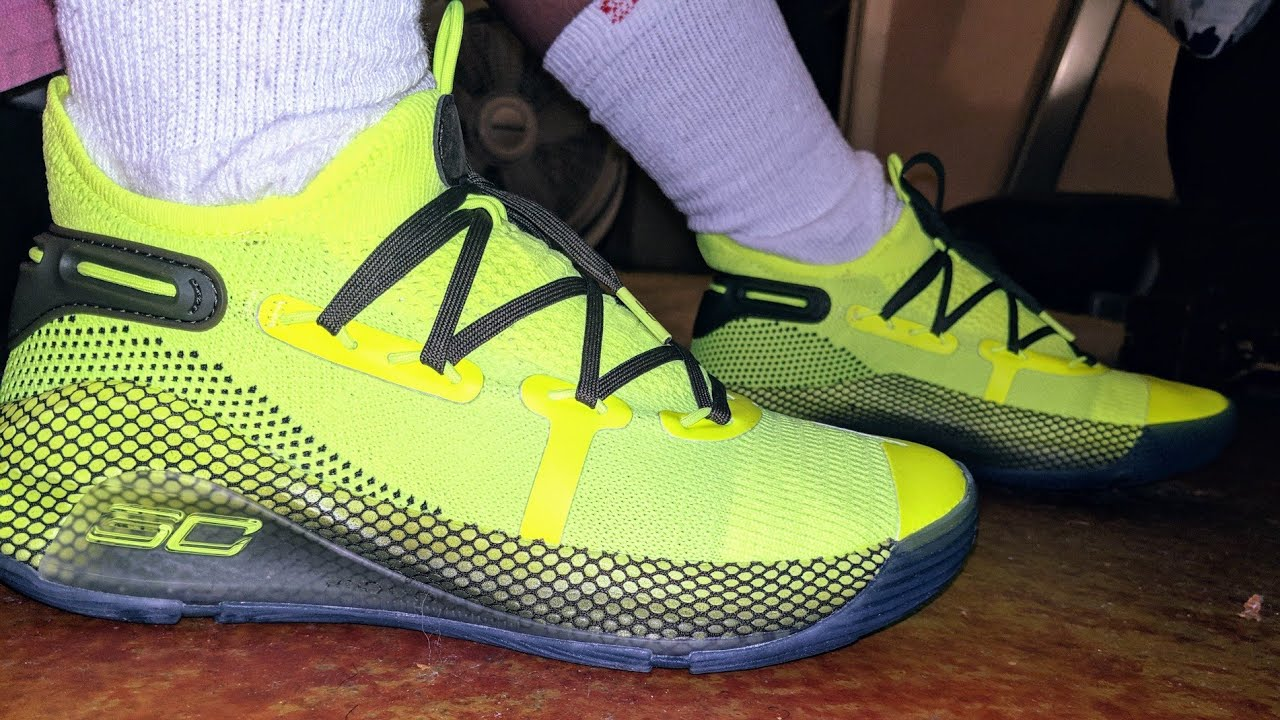 Lady and Her Kicks: Under Armour Curry