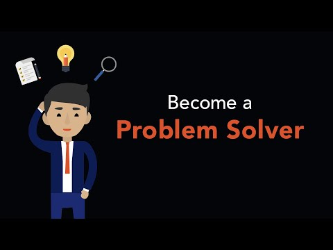 How to Become a Problem Solver | Brian Tracy