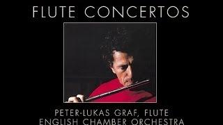 Peter-Lukas Graf - W. A. Mozart: Flute Concertos / Rondo in D Major, K. 184