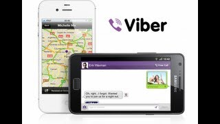 How to active Viber on Iphone/Ipod touch/Ipad