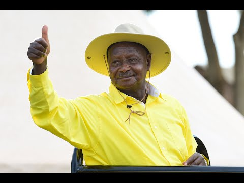 Museveni narrates Vote rigging mission in Uganda since 1961. Its only NRM cleaning the Mess to stop