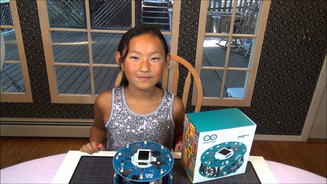 Unboxing the arduino robot youtube