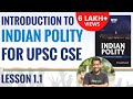 Indian Polity For Upsc Ias Preparation video