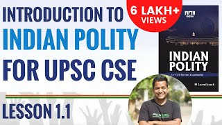 Indian Polity for UPSC IAS Preparation