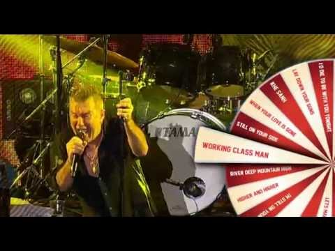 Jimmy Barnes 30th Anniversary Tour