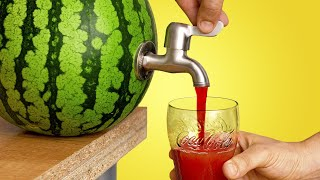 15 Amazing Watermelon Party Tricks - Best Compilation!