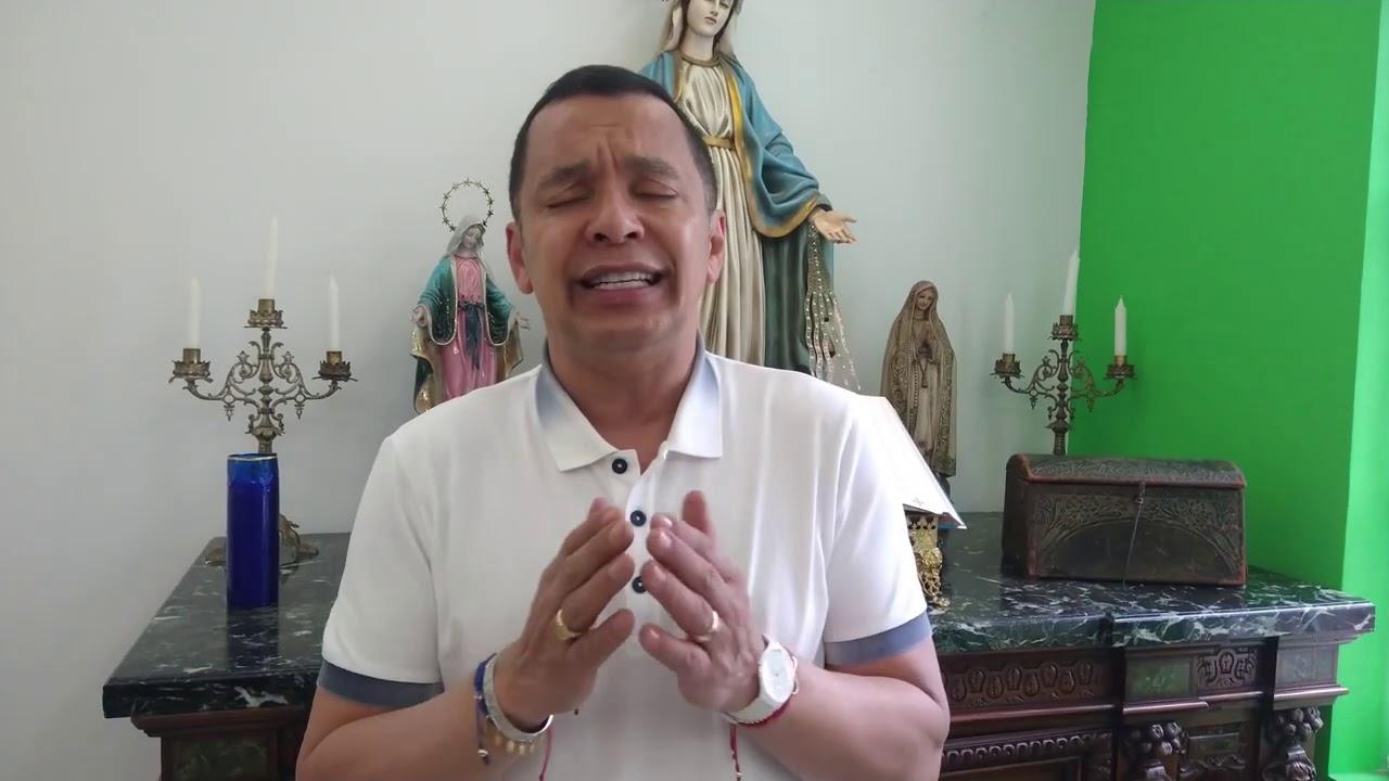Oración de la semana con el Profesor Salomón