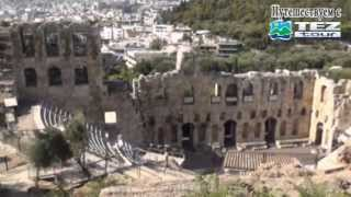 путешествие по греции видео