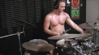 Gorillaz - All Alone Drum Cover