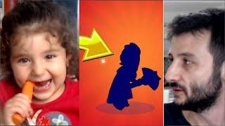 Kızım Yeni Hesap Açtı.  46 KUPADA GİZEMLİ  #DurAsel #BabaBunuYap Brawl Stars