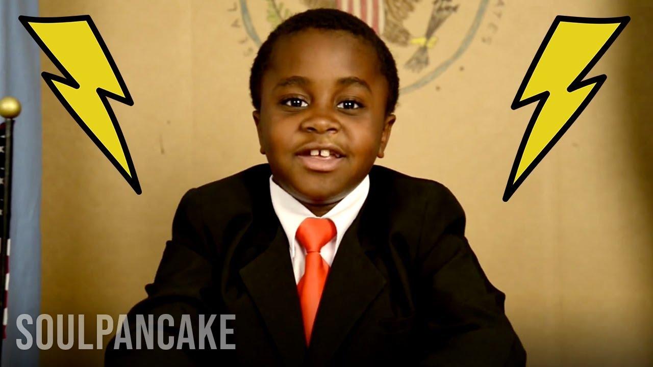 Soulpancake Youtube Kid President