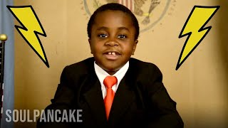 Kid President Changes The Future