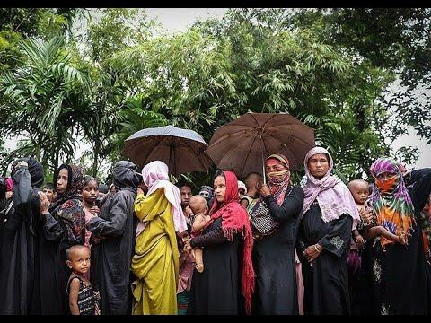 نساء الروهينغا المسلمات يتعرضن لحملات اغتصاب ممنهجة - الليلة