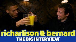 RICHARLISON & BERNARD: A TASTE OF BRAZIL!
