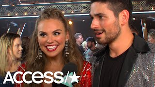 Hannah Brown Confesses Competing On 'DWTS' Is 'A Roller Coaster Of Emotions'