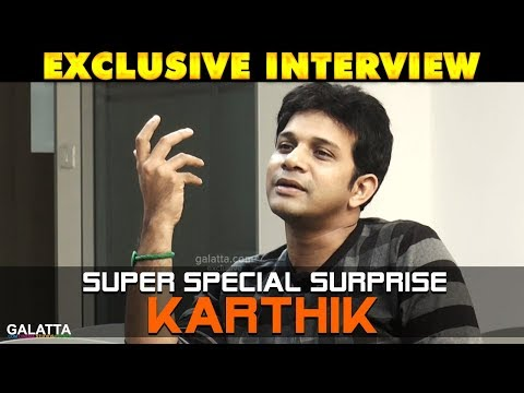 Singer Karthik's Super Special Surprise For Music Directors and Singers | Ondraga Originals