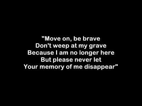 DREAM THEATER  THE SPIRIT CARRIES ON lyrics on screen