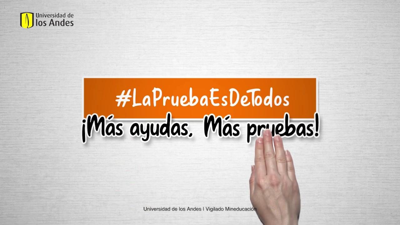 Multipliquemos la solidaridad #LaPruebaEsDeTodos