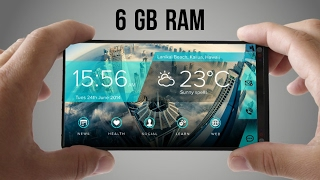 TOP 5 best smartphone with 6GB of ram | FLAGSHIP KILLERS 2017