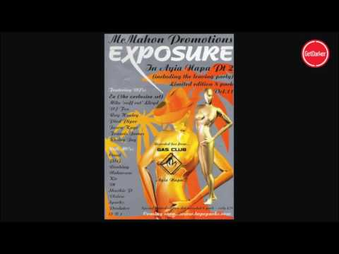 DJ EZ, MC's Kie & Creed – Exposure vol 11 [Tape Pack] – Tape 1