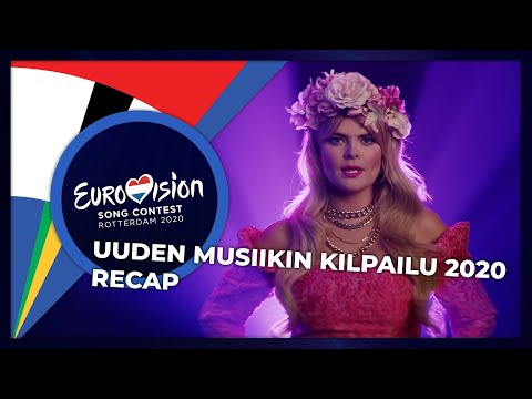 Uuden Musiikin Kilpailu 2020 (Finland) | RECAP