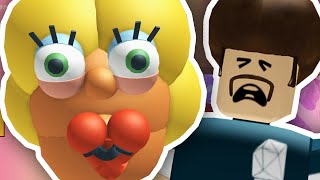 THE UGLIEST WOMAN EVER?!   Roblox Escape the Barber