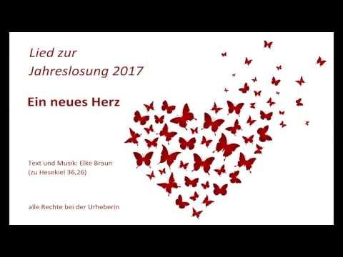 Lied zur Jahreslosung 2017