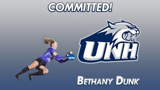 Bethany Dunk signs NLI for UNH