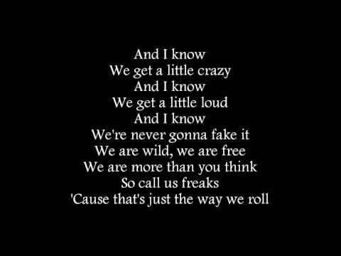 Jonas Brothers - That's Just The Way We Roll (Lyrics on Screen)