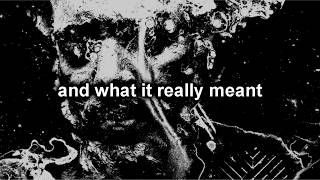 Converge - A Single Tear [LYRICS]