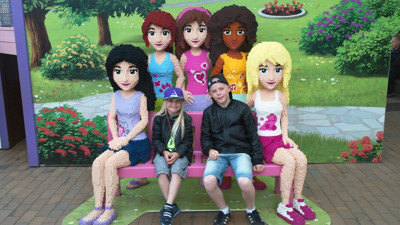 legoland billund lego friends