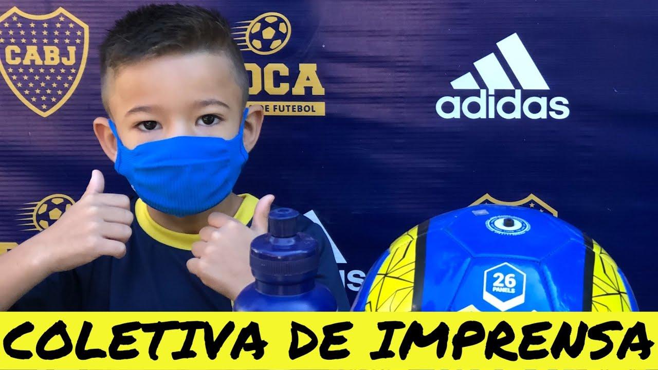 Coletiva de Imprensa - Boca Juniors