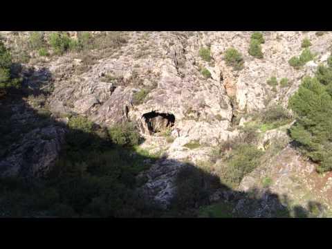 Cascadas cueva la Fajara