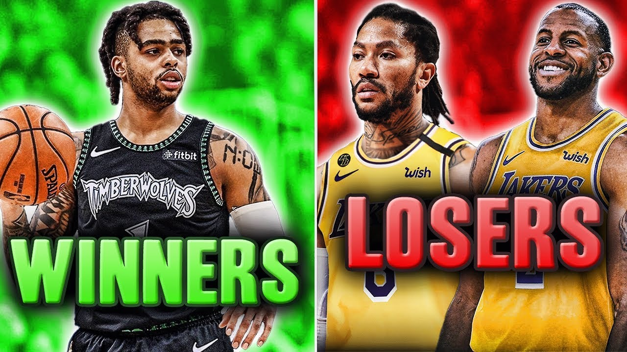 The Winners And Losers Of 2020 NBA Trade Deadline