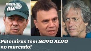 """""""FALA BAIXO senão o Flamengo contrata!"""", brinca Mauro sobre ALVO do Palmeiras!"""