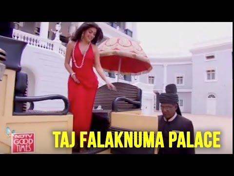 Taj Falaknuma Palace - Travel With Shenaz | Hyderabad | Shenaz Treasurywala
