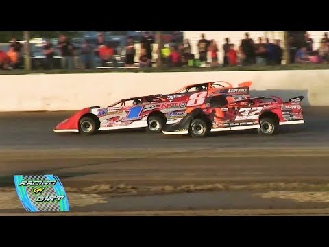 Late Model 5th Heat 7-15-17 Oakshade Raceway