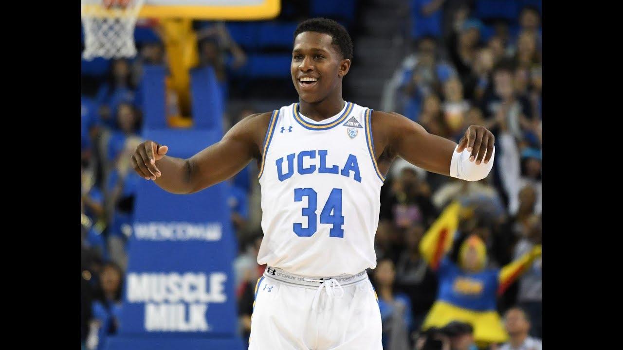 huge selection of 915b8 dbd70 Recap: UCLA men's basketball pulls ahead late to overcome LBSU
