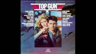 TOP GUN - Score - Danger Zone Instrumental - NTSC - Rare never released