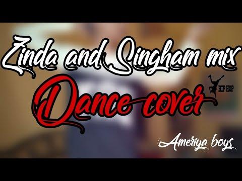 Zinda and Singham mix hip hop