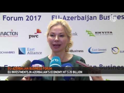 EU Azerbaijan Business Forum 2017