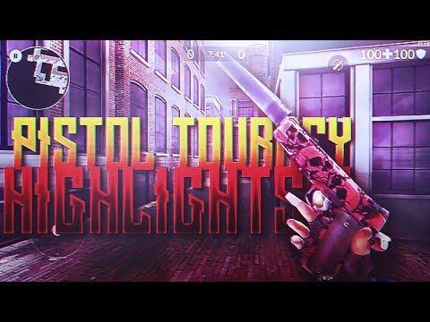 D2R vs GS Highlights | Critical Ops Pistol Tournament Finals