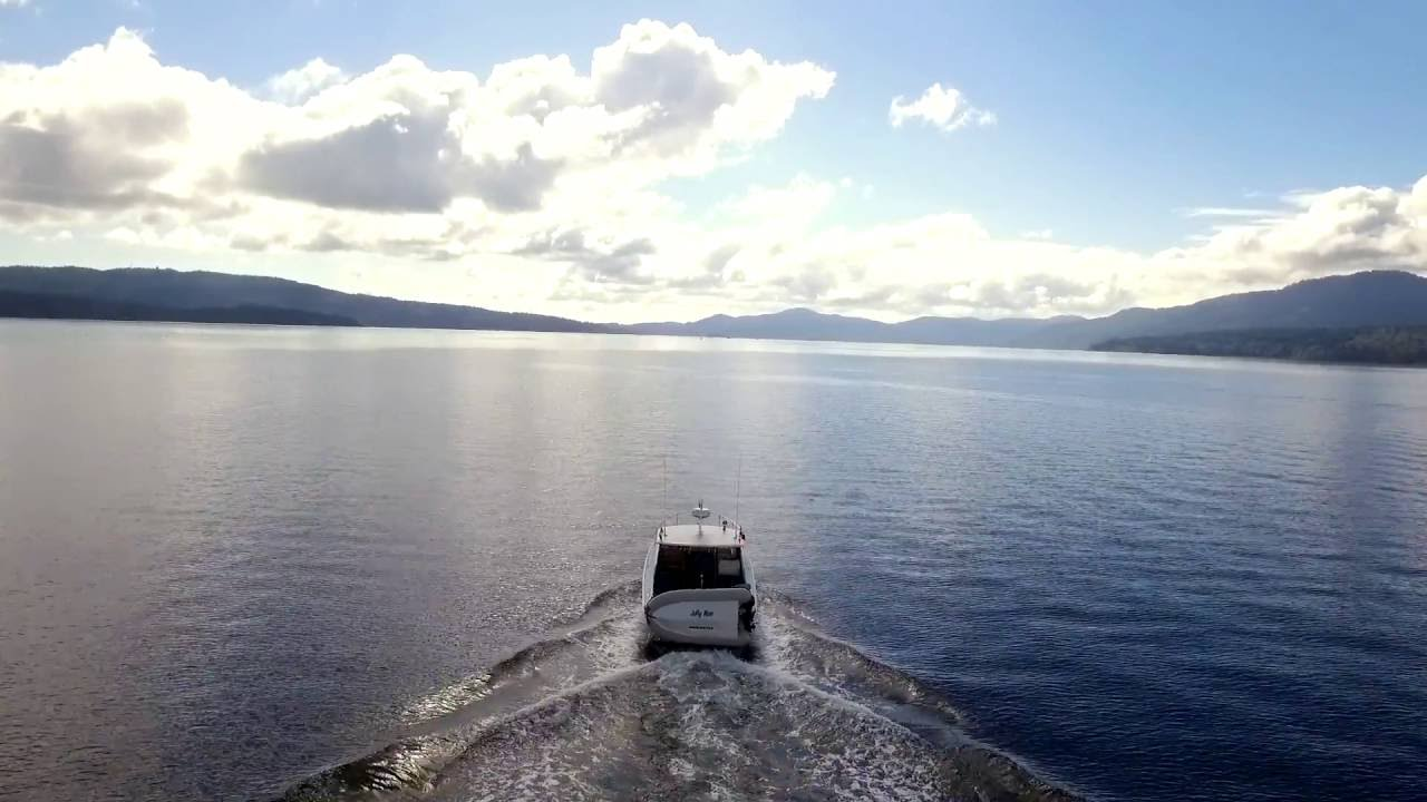 Boating In The Canadian Gulf Islands Tod Inlet