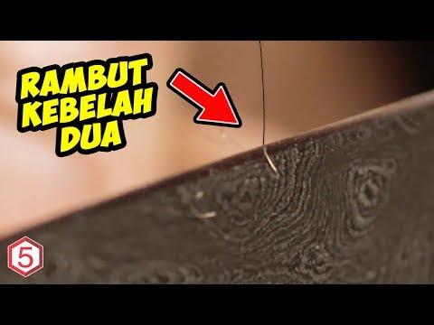 RAHASIA PEDANG PALING TAJAM SEDUNIA YG BISA MEMBELAH SEHELAI RAMBUT JADI DUA Mp3