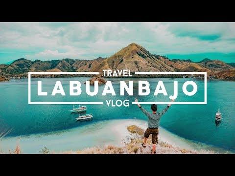 WOW! JELAJAH PULAU KOMODO DENGAN KAPAL PINISI MEWAH LABUAN BAJO | Khairulleon Travel Vlog