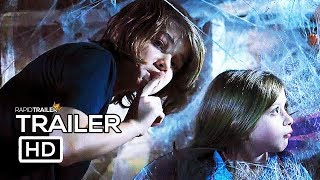 ITSY BITSY Official Trailer (2019) Spider, Horror Movie HD