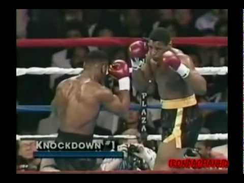 MIKE TYSON -  ROUND 1 WIN - TRIBUTE BY IRONPACMANHD