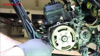 Download Aplicação Motor Yamanha DT LC 50 numa RZ 50 e suas diferenças