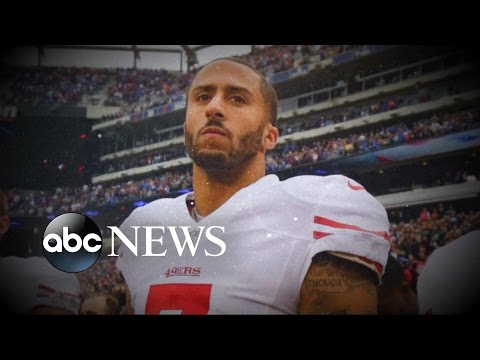 Star Quarterback Refuses to Stand for National Anthem. See Why.